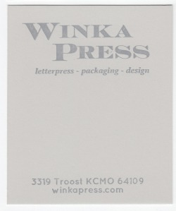 Crane's Crest Moonstone Grey 90# Cover with Silver ink
