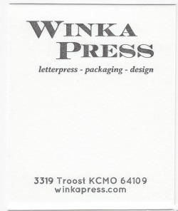 Crane's Lettra Fluorescent White 110# Cover with Black ink