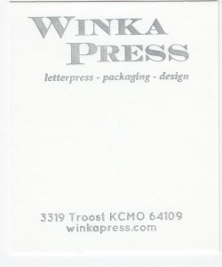 Crane's Lettra Fluorescent White 110# Cover with Silver ink