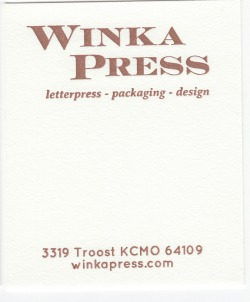 Crane's Lettra Pearl White 110# Cover with Gold ink