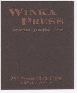 Mr.French Pop-tone Hot Fudge 140# Cover with Gold ink