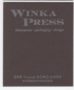 Mr.French Pop-tone Hot Fudge 140# Cover with Silver ink