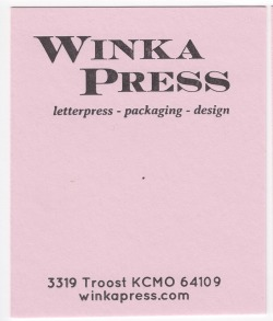 Mr.French Pop-tone Pink Lemonade 140# Cover with Black ink