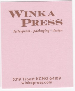 Mr.French Pop-tone Pink Lemonade 140# Cover with Gold ink