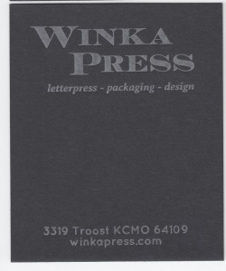Mr.French Speckletone Black 140# Cover with Silver ink