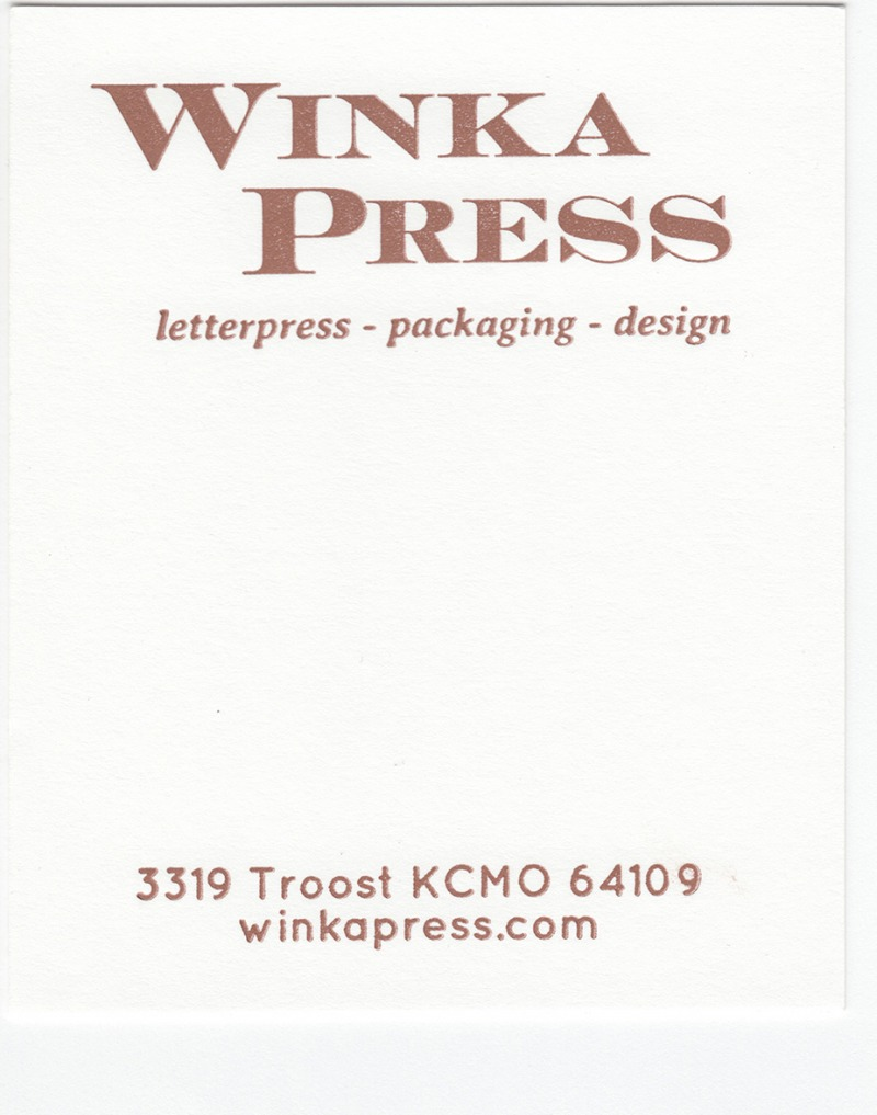 Mr.French Smart White 140# Cover with Gold ink