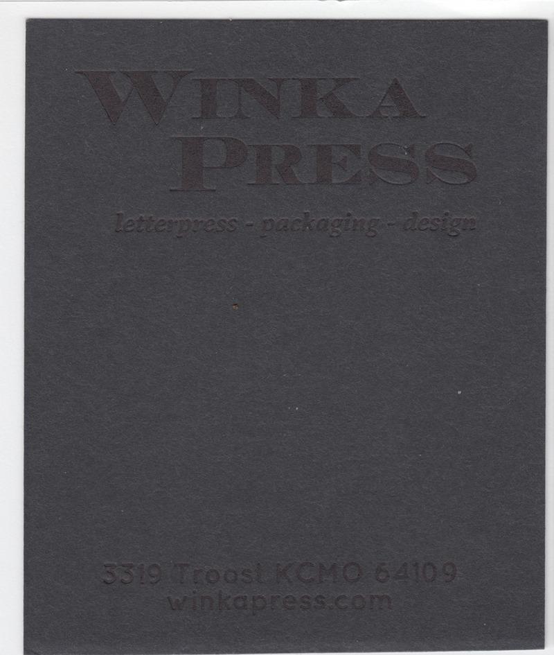 Mr.French Speckletone Black 140# Cover with Black ink