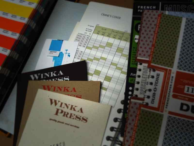 Winka Press printing services